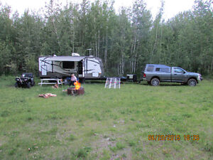 LOOKING FOR A PLACE TO PUT OUR TRAILER