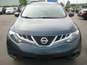 2012 Nissan Murano SV SUV, Carproof Verifed Certified Call For M