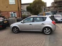 2007 KIA Cee'D 1.4 GS Hatchback 5dr Petrol Manual (145 g/km, 103 bhp)