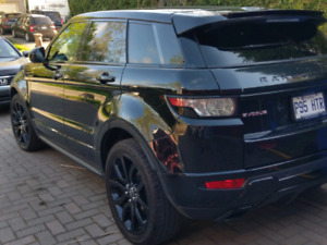 END OF LEASE-LAST CHANCE RANGE ROVER EVOQUE DYNAMIC 2015