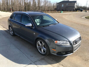 "Sell or Trade: 2006 Audi S4 Avant ""Timing Chains/Guides Changed"