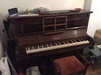 Free upright piano, Knauss