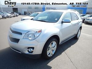 2013 Chevrolet Equinox LTZ   Camera-Heated Seats/Mirrors