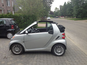 2011 Smart Fortwo convertible Cabriolet