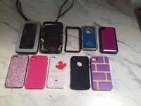 iPhone 4/4s cases - $7 for all 10!