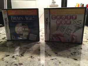 2 Nintendo DS games for 5$