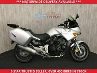 HONDA CBF600 CBF 600 SA-5 ABS MODEL SIDE LUGGAGE 12 MONTHS MOT 2006 06