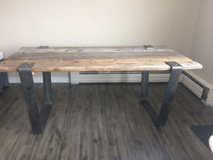 Rustic Handmade Dining Table