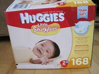 Huggies size 2