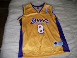 (ATTENTION! LOOK) NBA LA LAKERS KOBE BRYANT JERSEY RARE FOR SALE