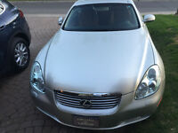2005 Lexus SC Coupe (2 door)