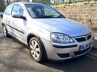 2004 Vauxhall Corsa SXI 1.2 3 Door Drives Superb