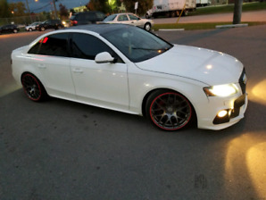 2010 Audi Quattro  A4 for sale.