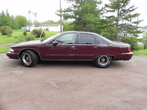 1991 Caprice Classic in excellent condition and modified