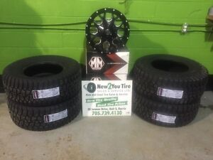 Dodge Ram Alloy Rim and Amp Tire package!!