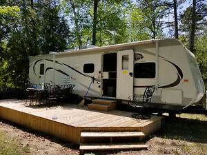 2014 - 28' Jayco Trailer - Carolinian Forest Campground