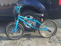 BMX bike. Perfect condition