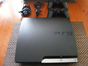 SONY PS3 WITH 27 GAMES FUN FUN FUN!