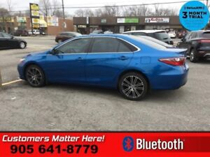 """2016 Toyota Camry SE  SPECIAL-EDITION ROOF 7""""SCREEN  CAM HS BT 1"""