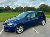 Volkswagen Golf 2.0 GT TDI 140 WOW JUST 29,000 MILES FROM NEW FVSH 1 OWNER!!!