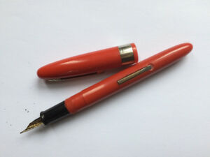 Restored Wearever Fountain Pen