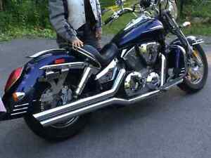 Certified 2004 Honda VTX1300S, always maintained.