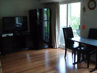 Lovely furnished room on Green Valley Drive near Doon Conestoga