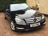 Mercedes-Benz C220 2.1CDI ( 168bhp ) Blue F 7G-Tronic Plus 2013MY CDI Executive
