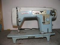 White ZigZag Sewing machine model 2134