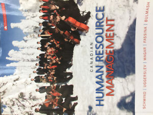 Canadian Human Resource Management, 11th ed.