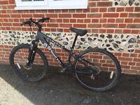 2 x mountain bikes (£10 each)