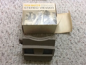 Old View master standard
