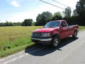 1999 Ford F-150 Camion
