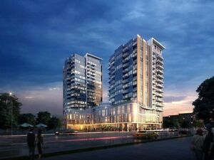 One hundred condos at Kitchener, vip incentive