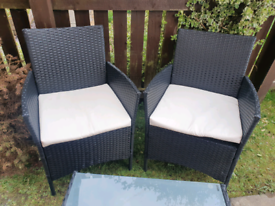 Rattan Garden furniture/can deliver