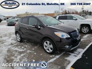 2015 Buick Encore Leather  - Certified - Audio System