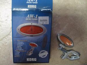Korg Micro Tuner