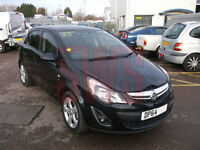 2015 Vauxhall Corsa 1.4i AC SXi DAMAGED REPAIRABLE SALVAGE