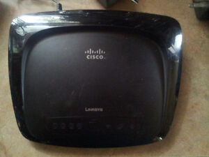 Cisco/Linksys Wireless routers WRT120N and WRT54G2
