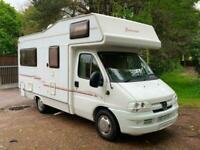 Elddis Sunseeker 400 4 berth rear U-shaped Lounge overcab bed motorhome for sale