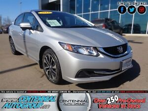 Honda Civic Sedan 4dr Man EX 2015