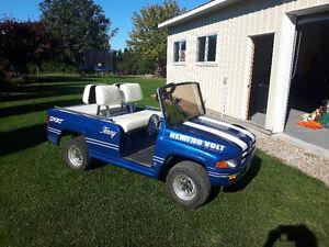1996 Club Cart