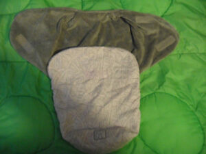 Kushies Swaddle Blanket / gigoteuse couverture West Island Greater Montréal image 2