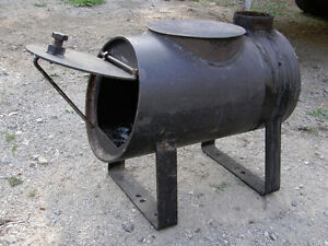 WOOD STOVE for tent, TRAILER, R.V.