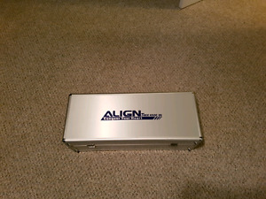 450 size rc helicopter carry case