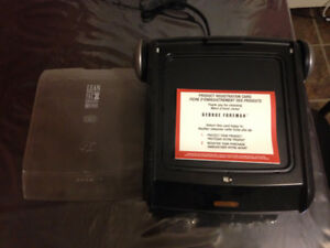 George Foreman Grill, like new