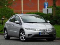 Honda Civic 1.8i-VTEC 2006 SE + YES GENUINE 47,000 MILES!! + 2 KEYS