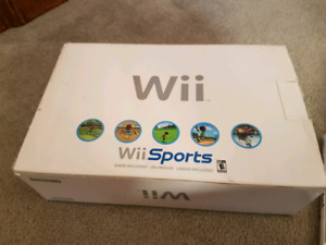 Wii for sale with more than 10 games