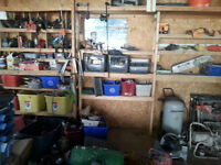 Handyman Garage Sale