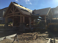 Carpentry ~ Roofing ~ Renovations ~ Landscaping & more